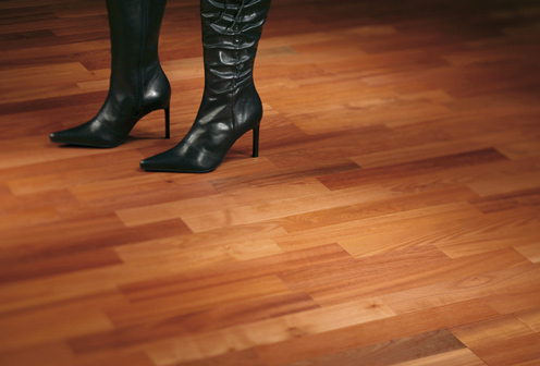 High quality engineered wood flooring like Berg & Berg has a long lifespan.  It can be refinished a number of times.